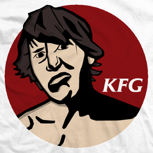 Kentucky F'N Gentleman T-shirt