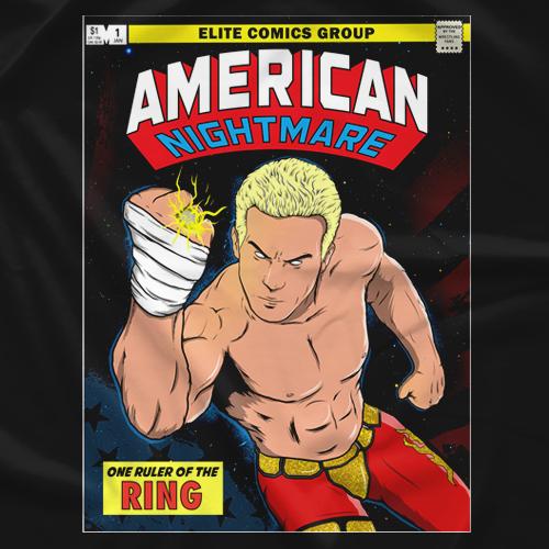 American Nightmare Comics