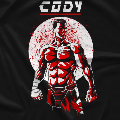Cody Rhodes Cody T-Shirt