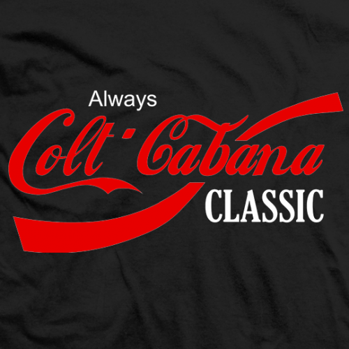 Colt Cabana Coke T-shirt