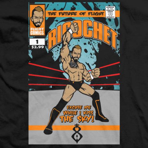 ComicOchet T-shirt