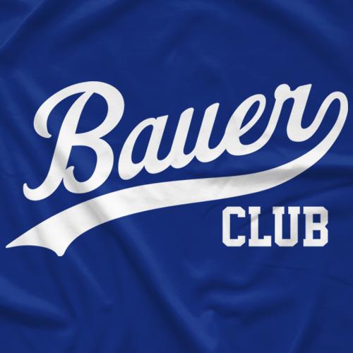Court Bauer Bauer Club T-shirt