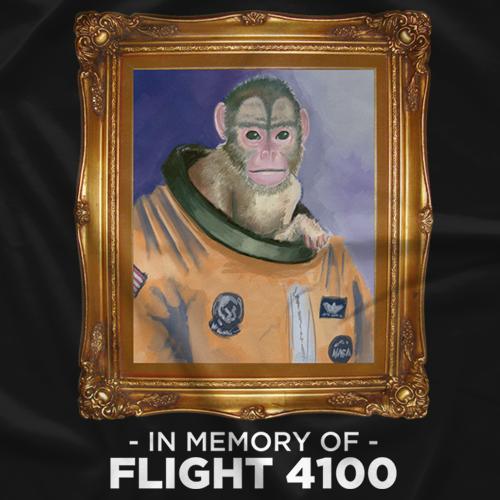 Court Bauer Flight 4100 T-shirt
