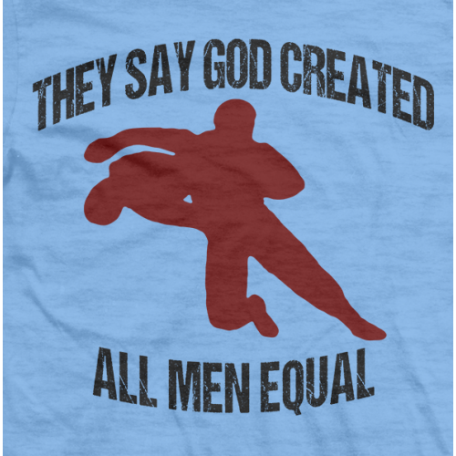 Michael Elgin Created Equal T-shirt