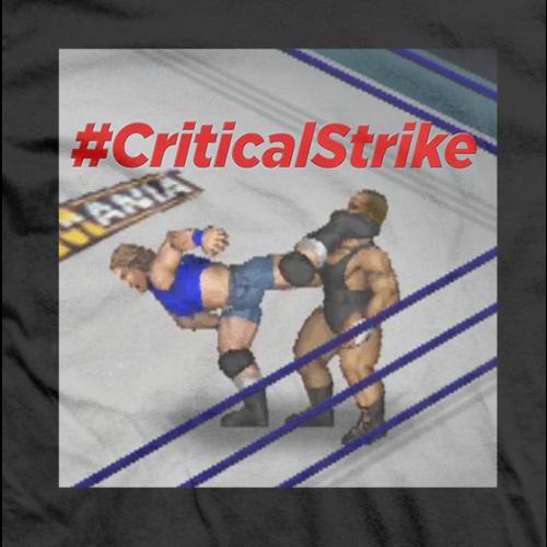 #CriticalStrike T-shirt