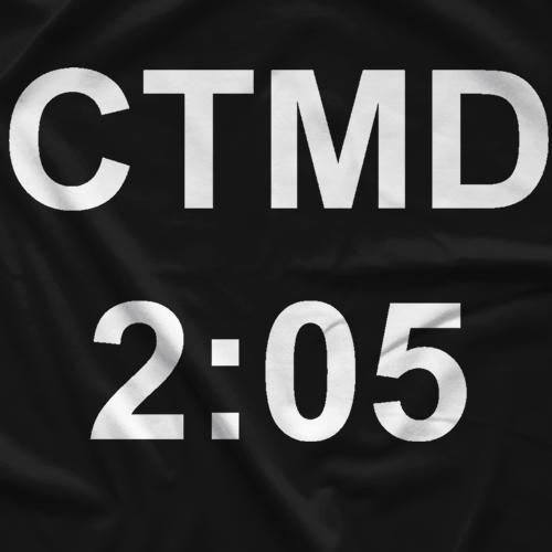 CTMD 2:05 T-shirt