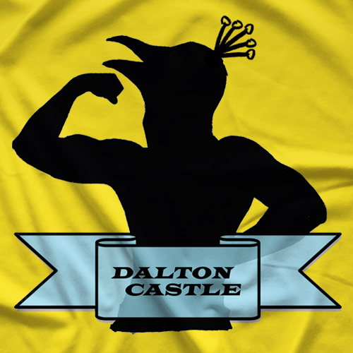 Dalton Castle Fight T-shirt