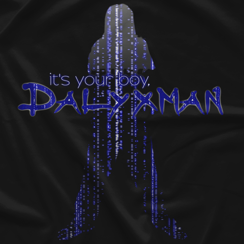 Your Boy Dalyxman v1 T-shirt