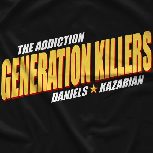 Generation Killers T-shirt