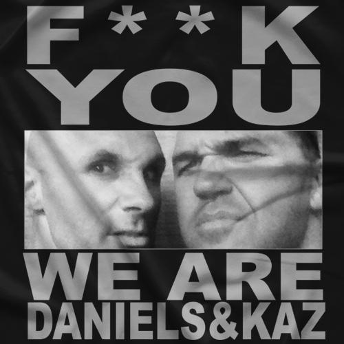 We are Daniels & Kaz (Censored)