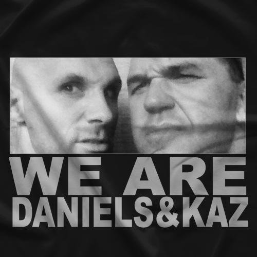 We Are Daniels & Kaz T-shirt