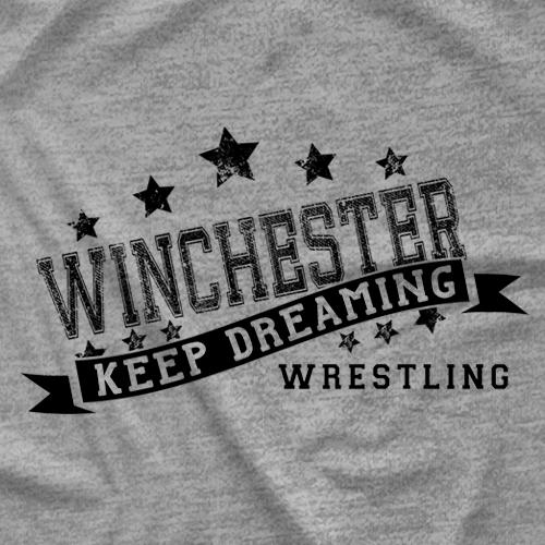 Daniel Winchester Winchester Wrestling T-shirt