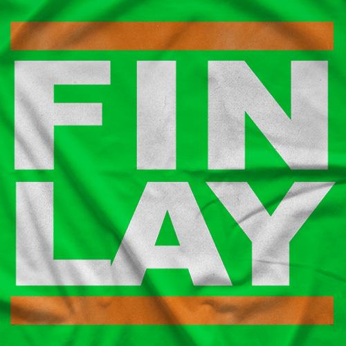 David Finlay Finlay T-shirt