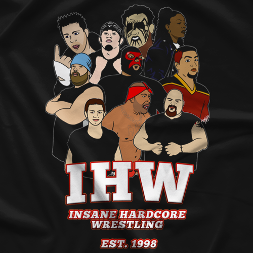 David Fuller IHW Retro T-shirt