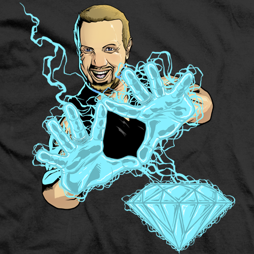Diamond Dallas T-shirt