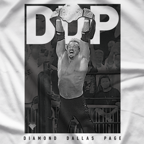 DDP Champion White T-shirt