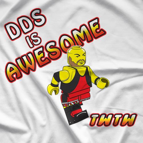 DDS Block T-shirt