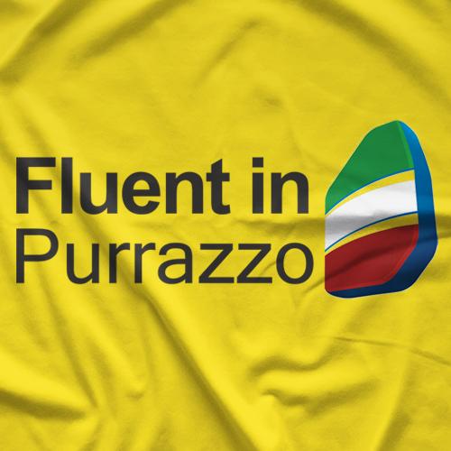 Deonna Purrazzo Fluent In T-shirt