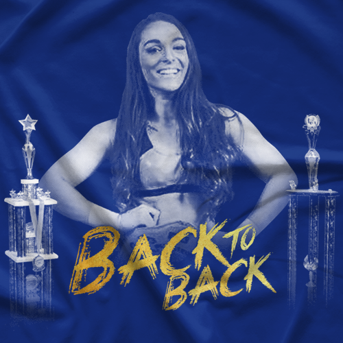 Deonna Purrazzo Back to Back T-shirt