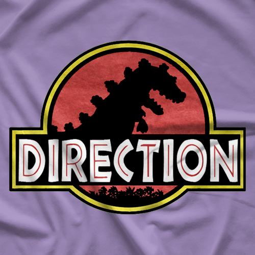 Derek Direction King Of The Ozone T-shirt