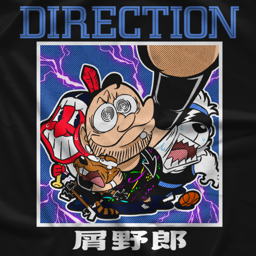 Derek Direction 90s CLE T-shirt