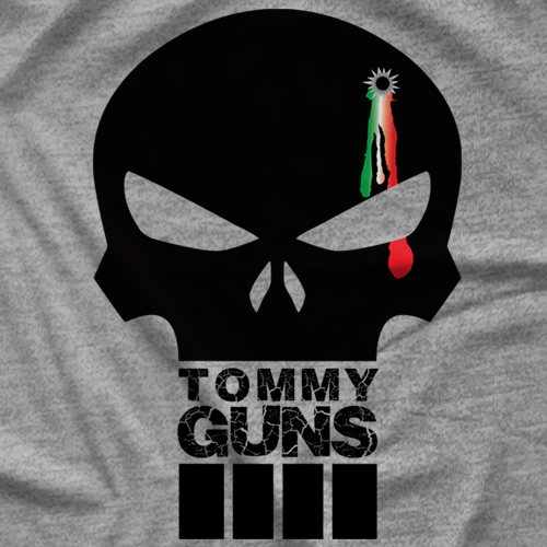 Tommy Solami: Punishment T-shirt