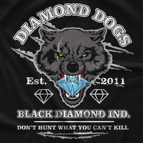 Diamond Dogs Est. 2011 T-shirt