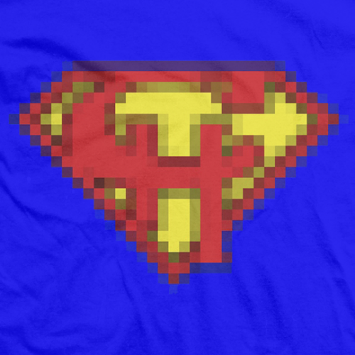 Chris Hero Digital T-shirt