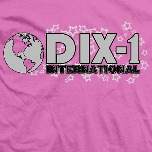 DIX-1 International T-shirt