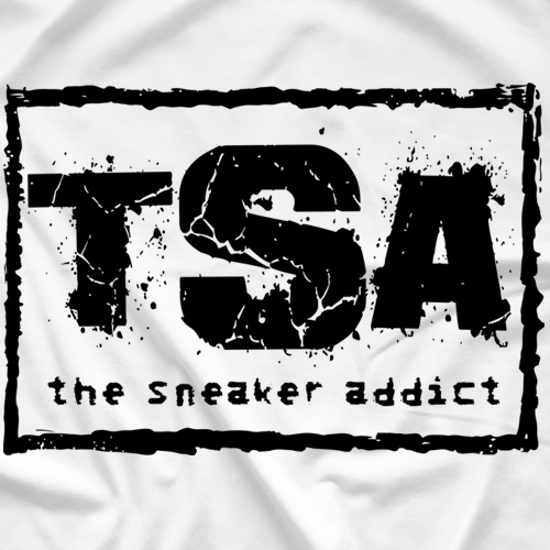 Sneaker Addict 4 Life (White)