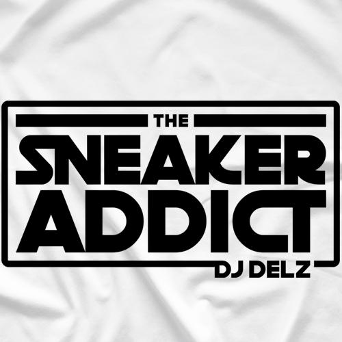 Sneaker Addict White/Black