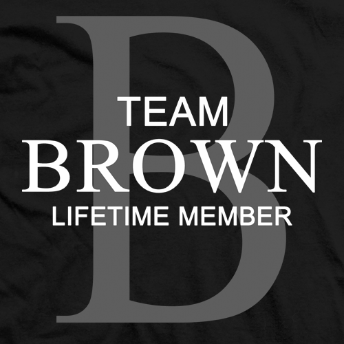 Dlo Brown Team Brown T-shirt