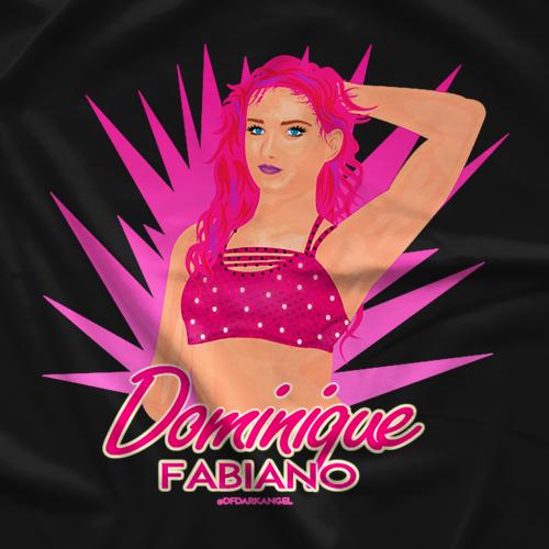 Dominique Fabiano DF Dark Angel T-shirt
