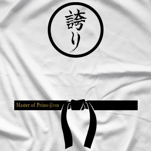Donnie Primetime Black Belt T-shirt