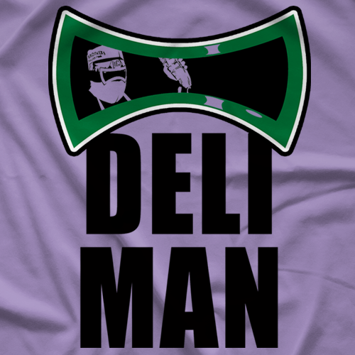 Don Tony And Kevin Castle Show Deli Man 3 T-shirt