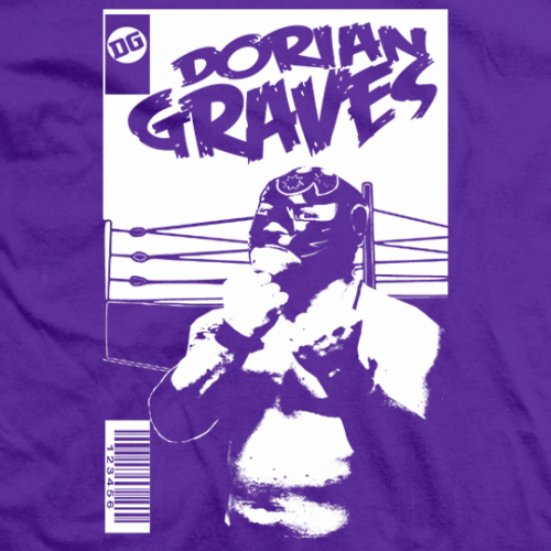 Dorian Graves #1 year one