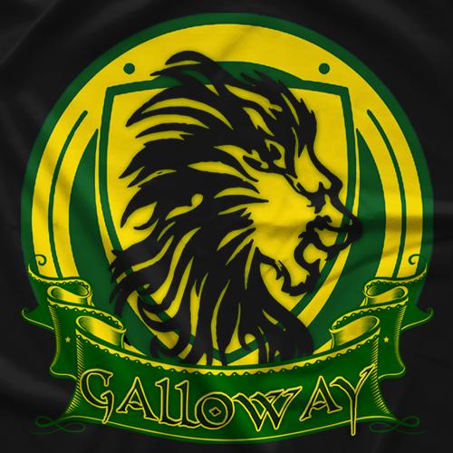 Rampant Galloway T-shirt