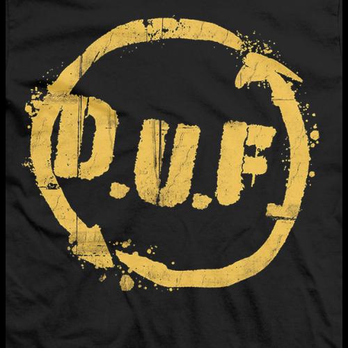 Arik Cannon D.U.F T-shirt