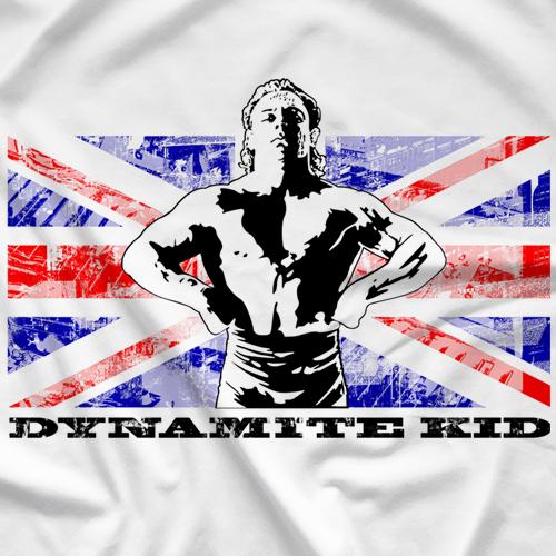 Dynamite Kid T-shirt