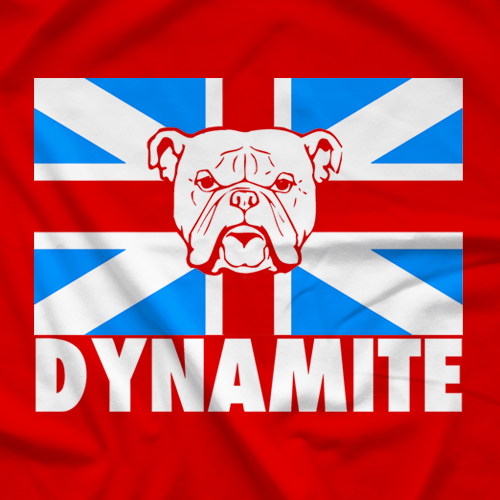 Dynamite Kid Dynamite T-shirt