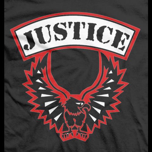 Justice Eagle