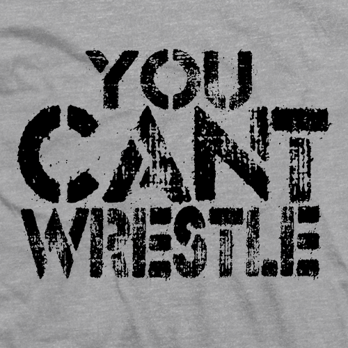 You Can't Wrestle II