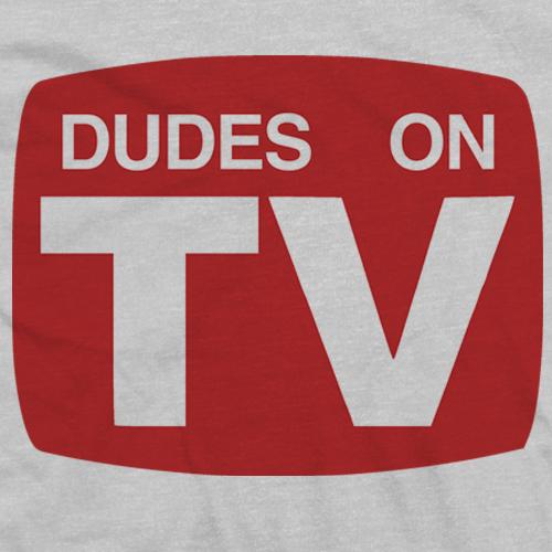 EC3 Dudes on TV T-shirt