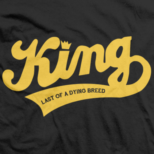 Last of a Dying Breed T-shirt