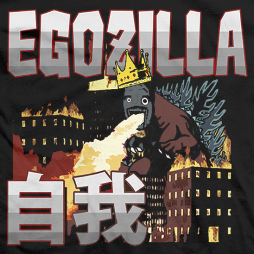 Ethan Page EGOZILLA T-shirt
