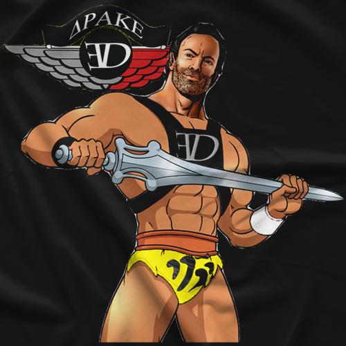 Eli Drake Battle Ready T-shirt