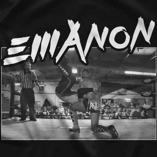 Eric Emanon RIOT! RIOT! RIOT! T-shirt