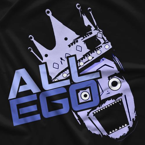 Ethan Page Big Ego T-shirt