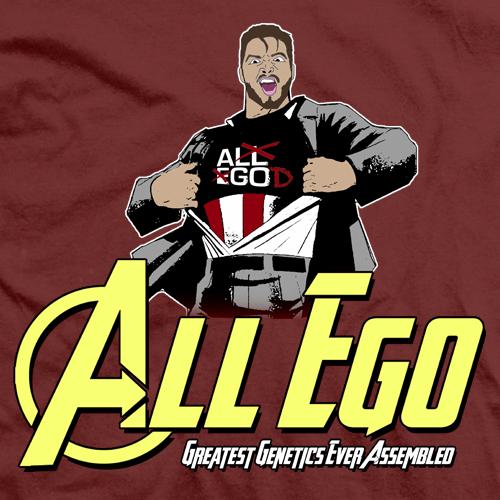 Avenging Ethan T-shirt