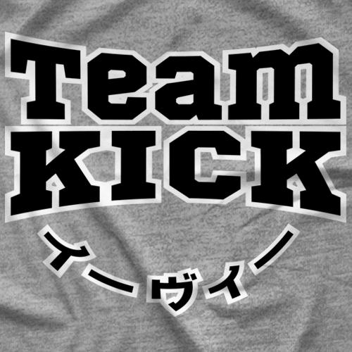 Evie Team Kick Varsity T-shirt